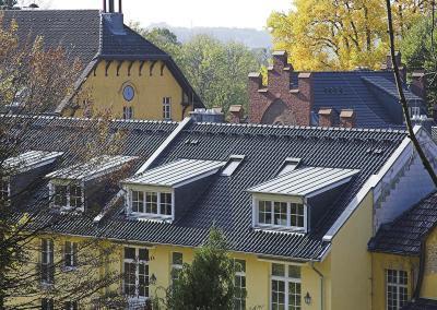 Dachsanierung Wintermühlenhof (Königswinter)