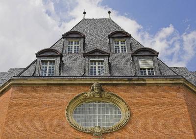 Denkmalschutz Schloss Birlinghoven (St.Augustin)