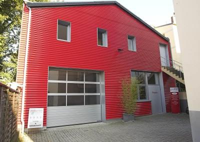 Fassade Firmengebäude (Bonn)