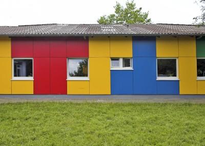 Fassade Kindergarten (St.Augustin)