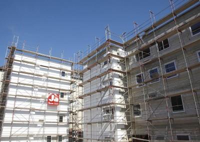 Gerüstbau Krankenhaus (Bad Honnef)